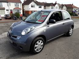 nissan micra for sale nissan micra 1 2 visia 3dr manual for sale in ellesmere port