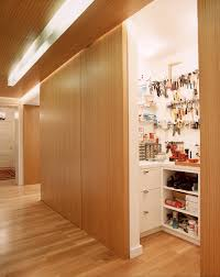 garden tool storage ideas hall modern with baseboard built ins