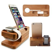 online get cheap wooden bamboo charge station aliexpress com
