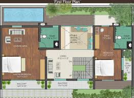 3214 sq ft 4 bhk 4t villa for sale in geown oasis