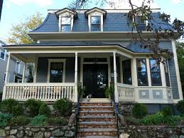 Paint Combinations For Exterior House - wonderful exterior house painting with blue roof color exterior