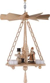 1 tier hanging pyramid 30 cm 11 8in by