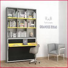 armoire lit bureau escamotable le plus captivant armoire lit bureau escamotable agendart ivoire