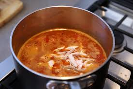 thanksgiving everyday soup thanksgiving leftovers mexican turkey tortilla soup with lime and