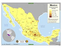 california map population density mexico population density global cultural knowledge network