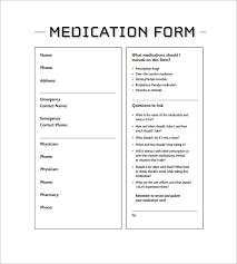 medication card template medication card template 10 free printable word pdf psd eps