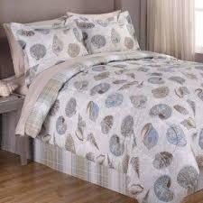 Seashell Duvet Cover Seashell Comforter Set Foter