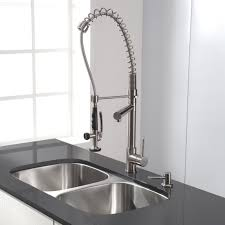 Kitchen Spray Faucets Contemporary Kitchen Faucets With Spray