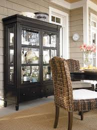 tall dining room cabinet best 25 black hutch ideas on pinterest painted hutch dinning black