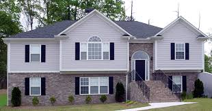 split foyer house plans bi level home exterior makeover home plan can be many styles