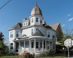 Queen Anne Style Homes Victorian House Styles