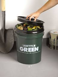 Compost Containers For Kitchen by Kitchen Compost Bin Big Green Compost Bucket Gardeners Com