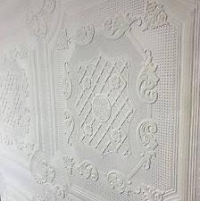 anaglypta white textured wallpaper tudor rd392 fleur de lys ebay