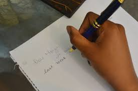 thick writing paper tips on writing on unlined paper our everyday life as another alternative you can take special care to write the very first line of your note as straight as possible then use it as a guideline