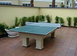 used outdoor ping pong table used outdoor pool table imposing design used outdoor ping pong table
