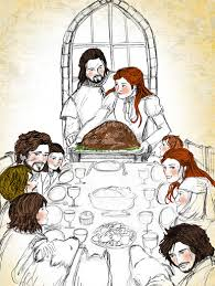 a happy winterfell thanksgiving to you daily weekly