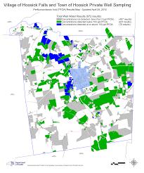Nys Map The Village Of Hoosick Falls Ny