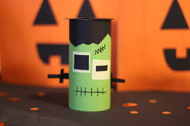 toddler friendly halloween party diy table decorations paper