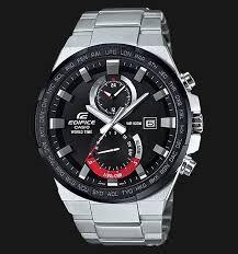 Jam Tangan Casio Chrono casio edifice efr 542db 1avudf standard chronograph stainless steel