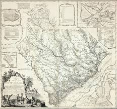 Map Of Virginia Towns by Map Bibliography Battle Of Camden Project