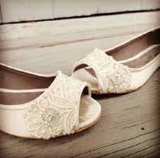 wedding shoes flats ivory best 25 ballet flats wedding ideas on bridal flats