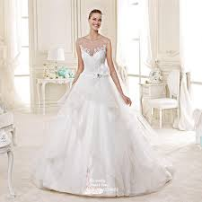 online shop princess style illusion neckline sheer back ball gown