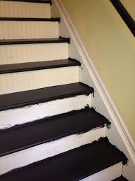 Beadboard Wallpaper On Ceiling by Interior Stairs Makeover Hometalk