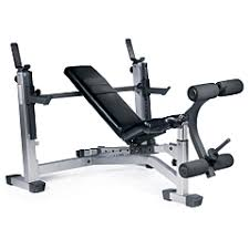 Weight Bench With Spotter Nautilus Nt 1400 International Combo Bench With Spotters Nautilus