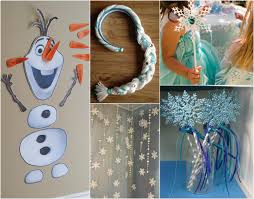 Creative Ideas For Hosting A Frozen Birthday Party Theme Beau
