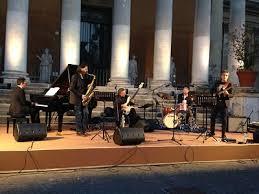 il cortile pescara grande successo per il pescara jazz ensemble per in concerto nel