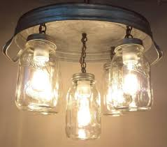 mason jar lights lowes lighting mason jar light fixture pottery barn parts fixtures