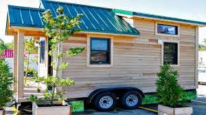 tiny house on wheels beautifully crafted move in ready small