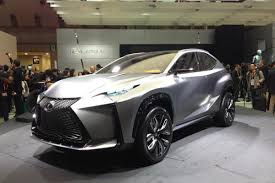 lexus lf nx price lexus lf nx concept shows its edgy body with new 2 0l turbo in tokyo