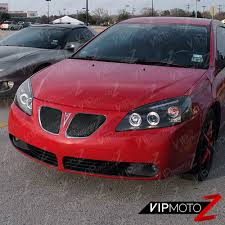 2005 2010 pontiac g6 gt base black