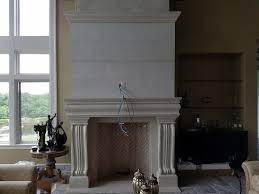 hdtv mounted above stone fireplace bath ohio 44333
