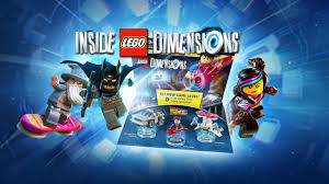 inside lego dimensions back future level pack inside