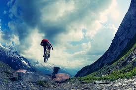 Shape Shifting by Alpine Mountain Biking U0027s Past Present U0026 Future