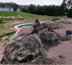artificial rock and garden boulders artificialrock com au