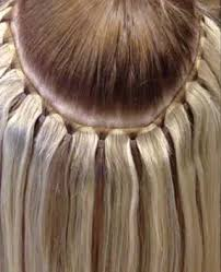 beaded hair extensions lovella hair extensions melbourne