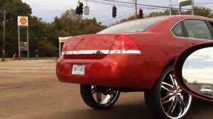 matchbox chevy impala 08 u0027 impala on 28s