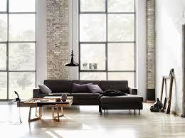 Living Room Design Brick Wall Ideas Simple Scandinavian Style Interior Design Ideas To Inspire