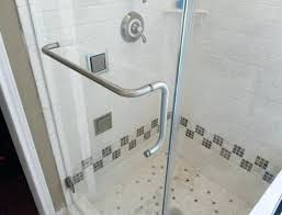 Shower Door Towel Bar Replacement Parts Shower Door Towel Bar Rack Replacement Parts Home Design Ideas