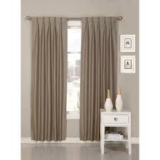 Sheer Pinch Pleat Curtains Ultimate Luxury Palace Solid Semi Sheer Pinch Pleat Curtain Panels