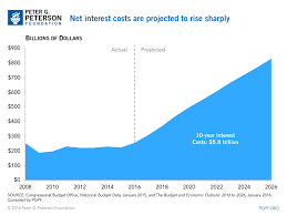 Fiscal Year 2014 National Debt Chart Of The Week Interest Costs On National Debt To Rise