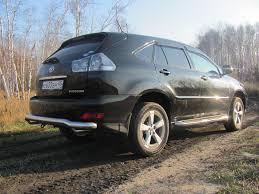 lexus harrier 2005 toyota harrier 2005 3 литра полный привод бензин 1mz тип