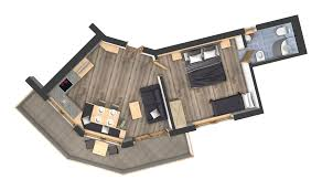 two room apartments for 2 5 persons