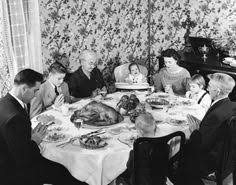 thanksgiving 1958 photos thanksgiving celebrations through the