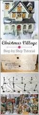 56 best christmas villages how to videos from youtube images on