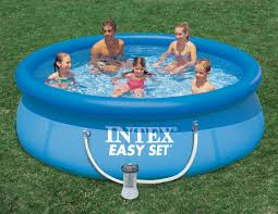 intex 10 x 30 easy set pool w filter pump 350 cheap swimming pool