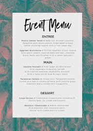 black u0026 yellow menu